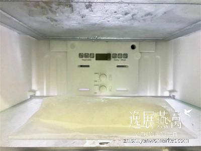 燕窝泡发后保存在冰箱保鲜层