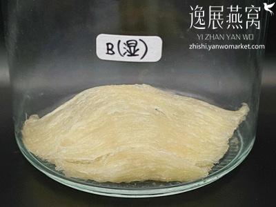 发霉燕窝实验-常温保存74B